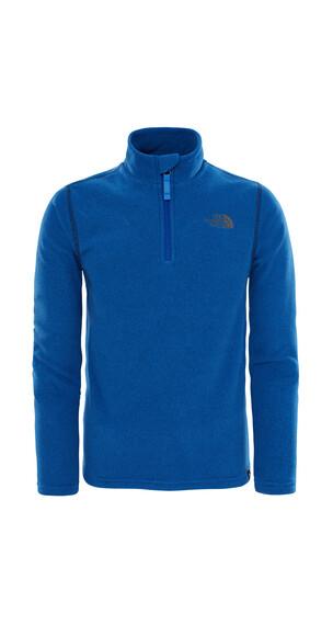 The North Face Glacier sweater Kinderen blauw